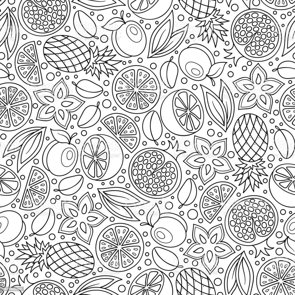 11,965 Summer Coloring Pages Stock Photos, Pictures & Royalty-Free Images -  IStock