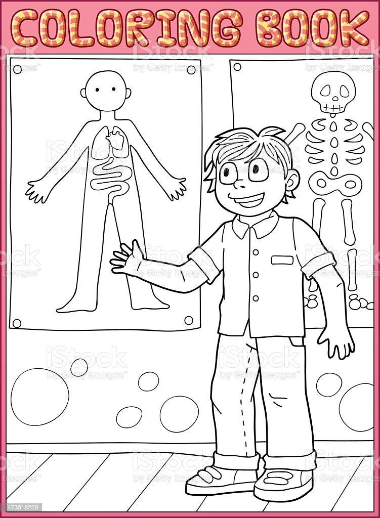 Großzügig Das Malbuch Des Menschlichen Körpers Fotos - Malvorlagen ...