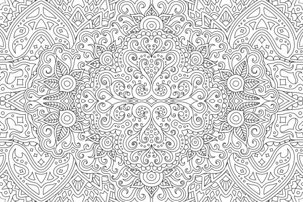 12 358 Pretty Coloring Pages Stock Photos Pictures Royalty Free Images Istock