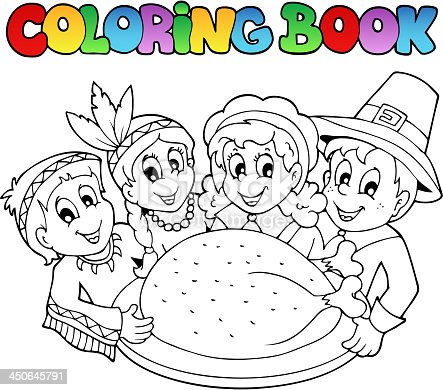 istock Blanco y negro de historieta el servicio de cena 519155436 ...