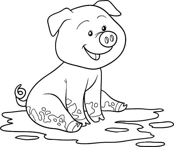 Best Mud Fun Illustrations, Royalty-Free Vector Graphics ...
