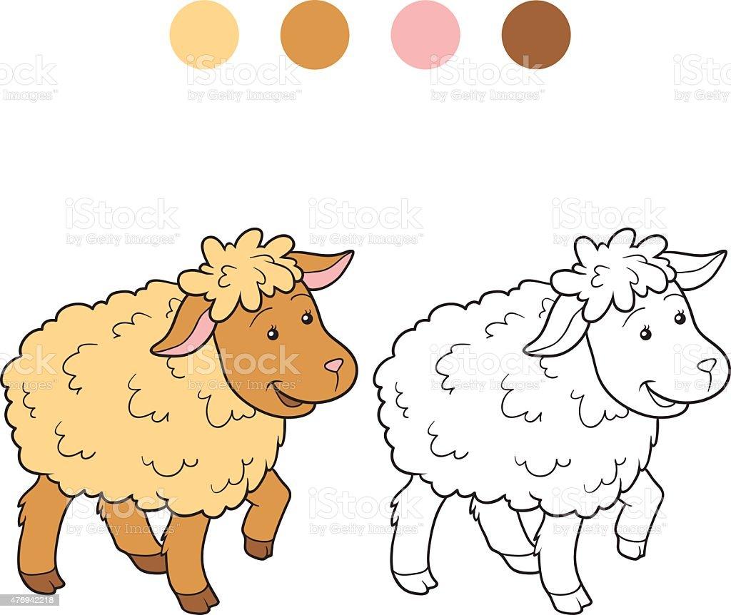 Libro Para Colorear - Arte vectorial de stock y más imágenes de 2015 ...