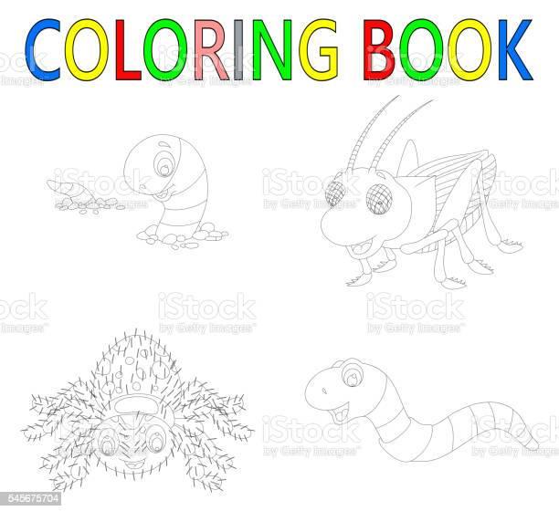 Coloring book with insect collection vector id545675704?b=1&k=6&m=545675704&s=612x612&h=x3ftfl4rfxc najb flzd0lihfzqvdahvqrncd ml4k=