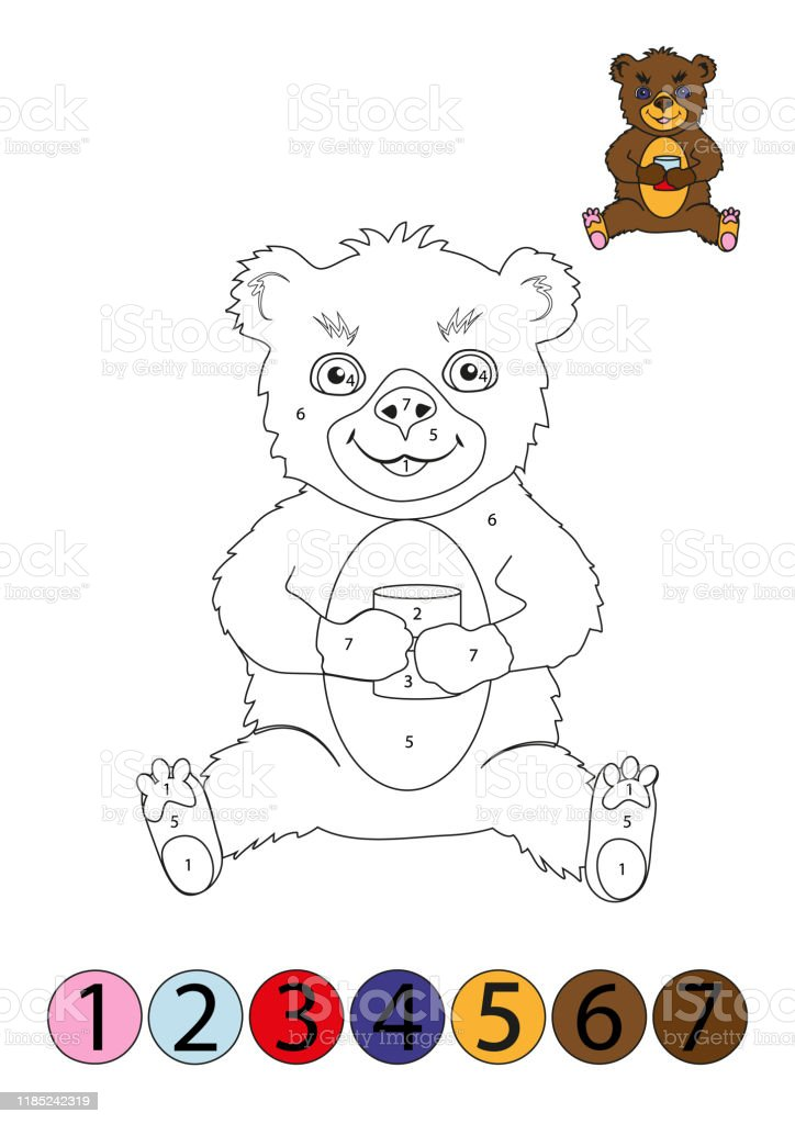 Teddy Bear Coloring Pages | Teddy Bear on a rocking horse Coloring ... | 1024x724