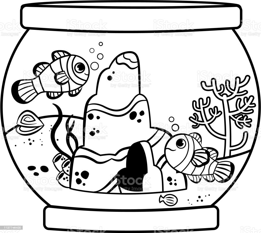 Coloring Page Activity For Children Stock Illustration Download Image Now Istock