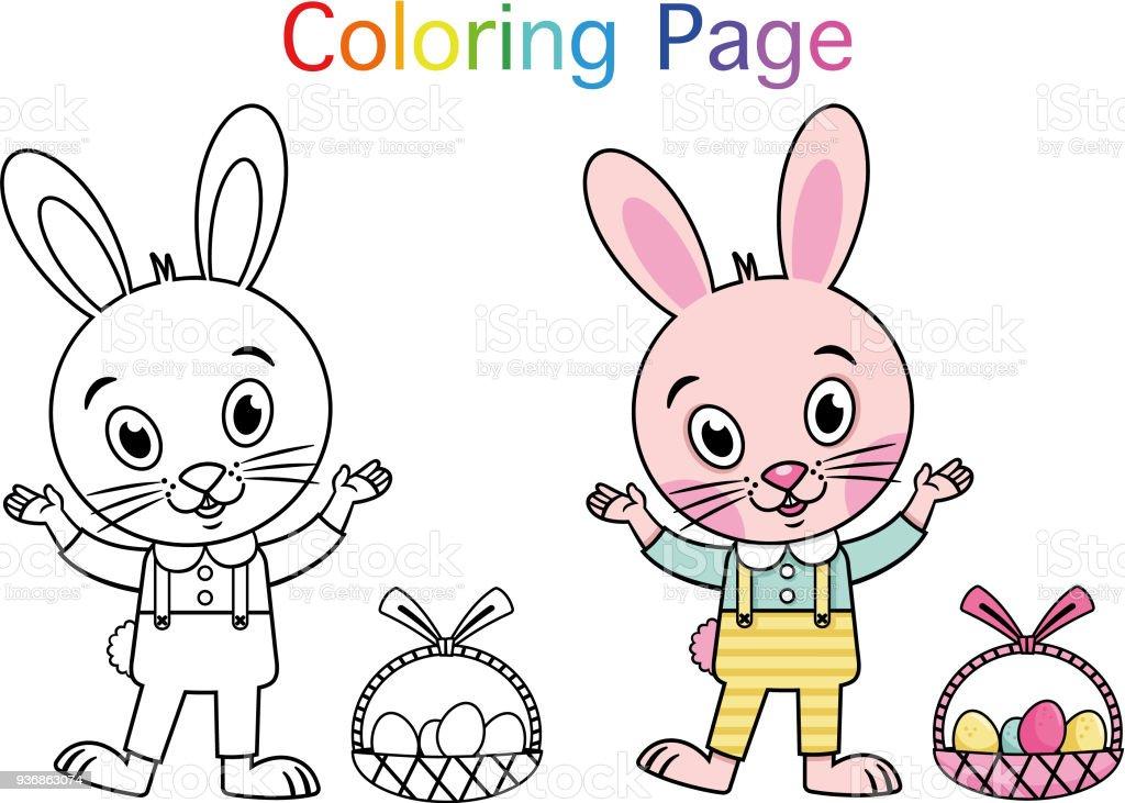 Activite De Coloriage Page Vecteurs Libres De Droits Et Plus D Images Vectorielles De Bonheur Istock