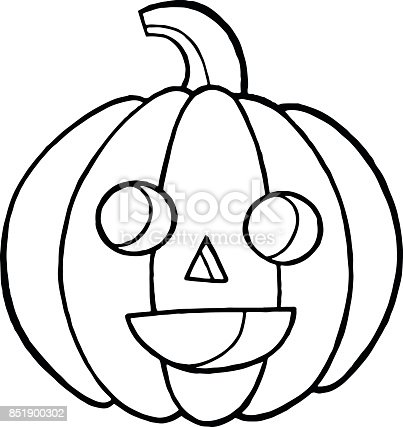 istock The template for the painting. 610769434 istock Calabaza de ...
