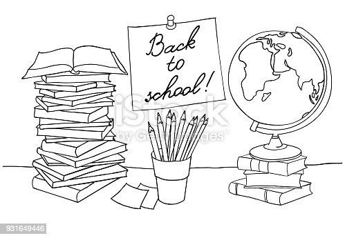 Großartig Frei Druckbare Zurück Zur Schule Malvorlagen Bilder ...