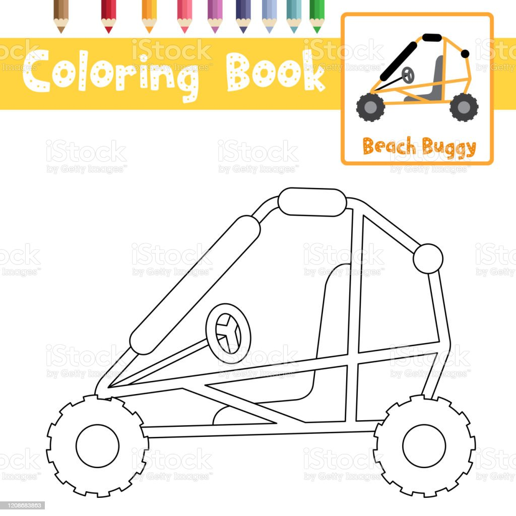 42 Sand Dune Buggy Illustrations & Clip Art - IStock