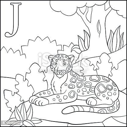 ᐈ Imagen De Página Para Colorear Alfabeto De Animales De Dibujos