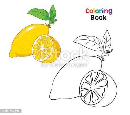 Gida Meyve Sari Limon Bitkisel Narenciye Clipart Goruntuleri
