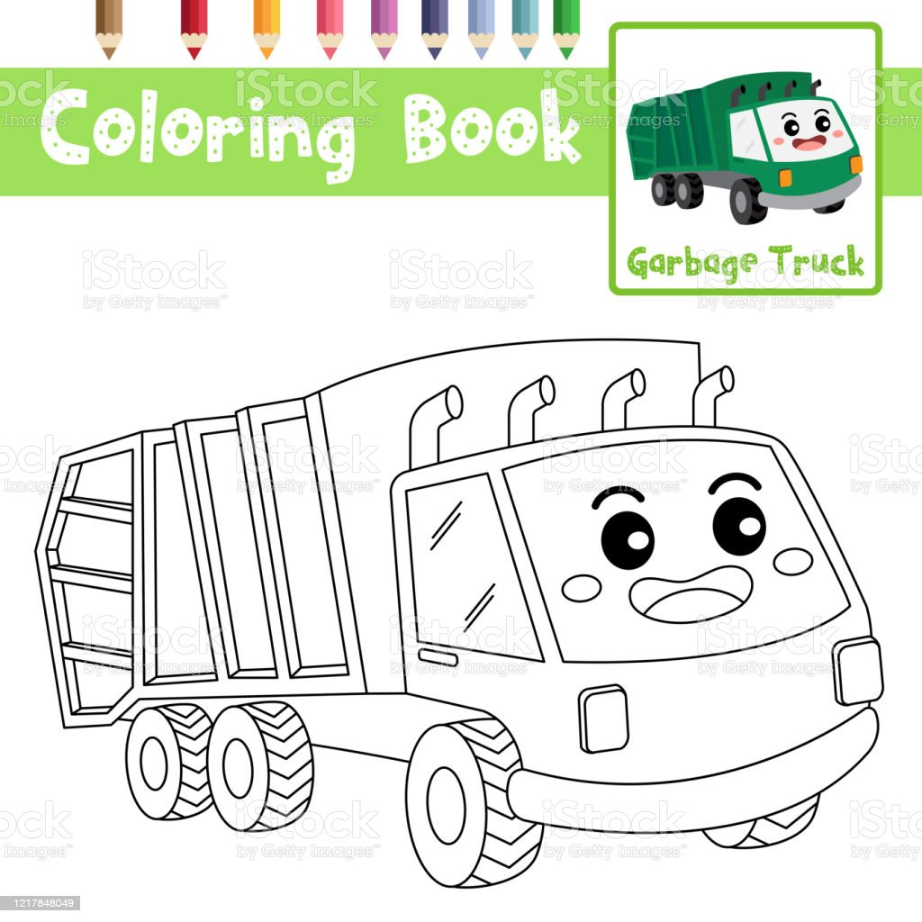 Free Garbage Truck Pictures For Kids, Download Free Clip Art, Free ... | 1024x1024