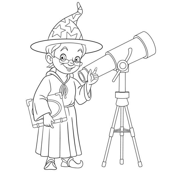 Download Planetarium Clip Art Illustrations, Royalty-Free Vector Graphics & Clip Art - iStock