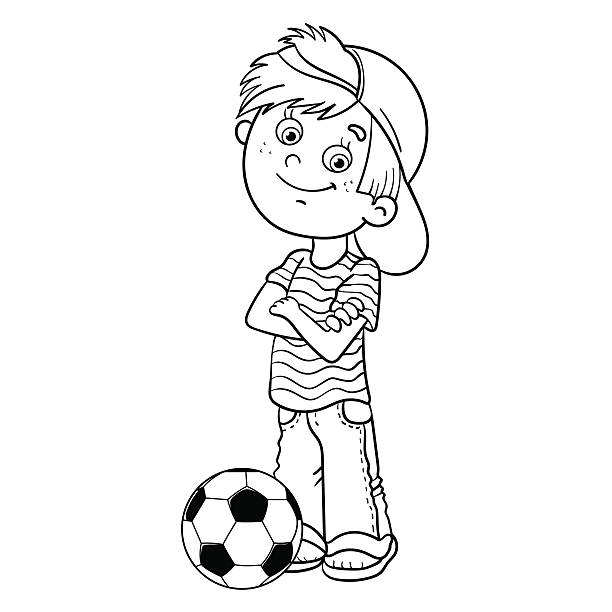 Royalty Free Football Play Book Clip Art, Vector Images