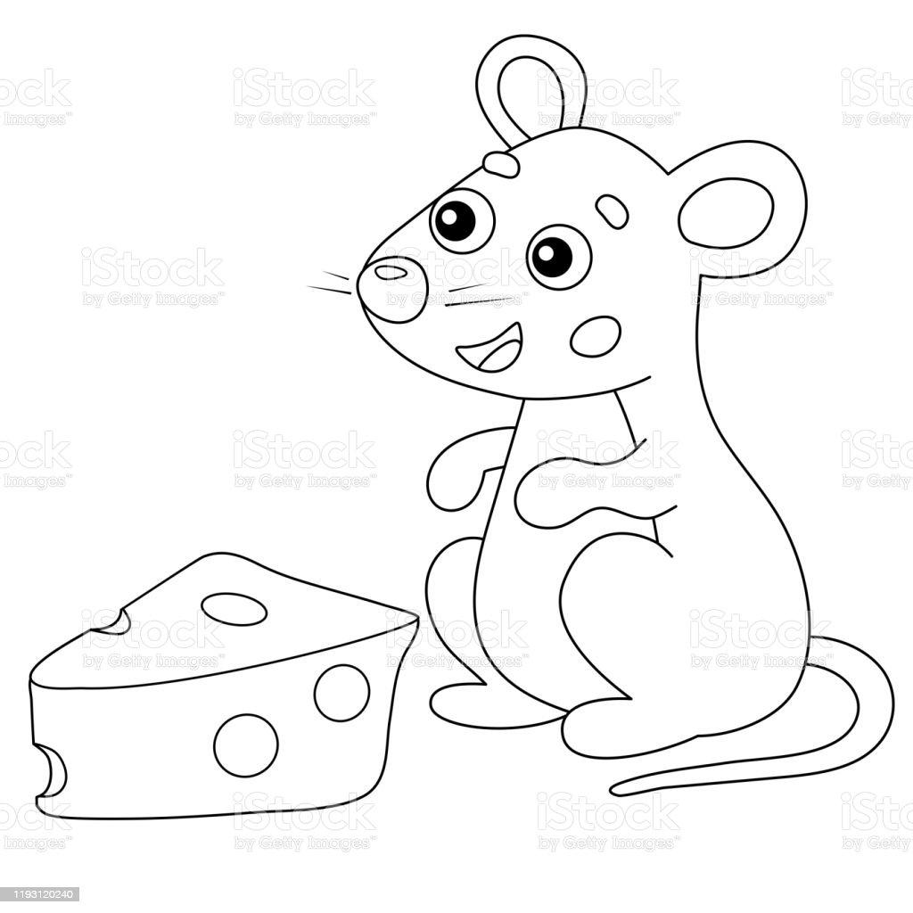 Cenário Desenhos De Rato Para Colorir - Imagens para ...