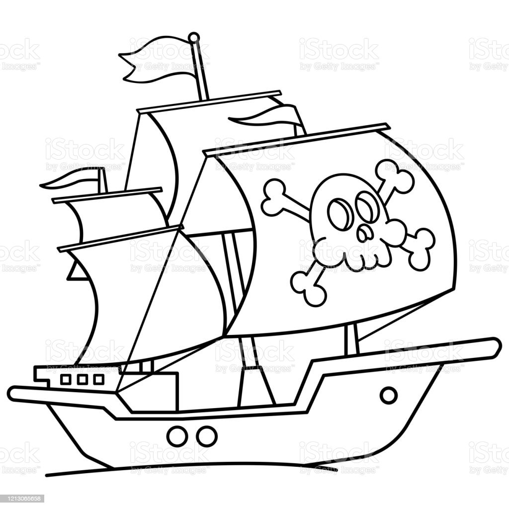 10 Best Boats And Ships Coloring Pages For Your Little Ones | 1024x1024