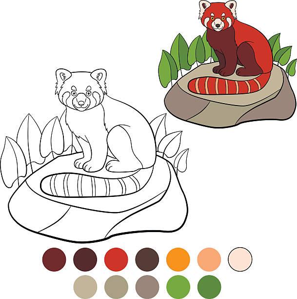 panda clip vector images illustrations istock