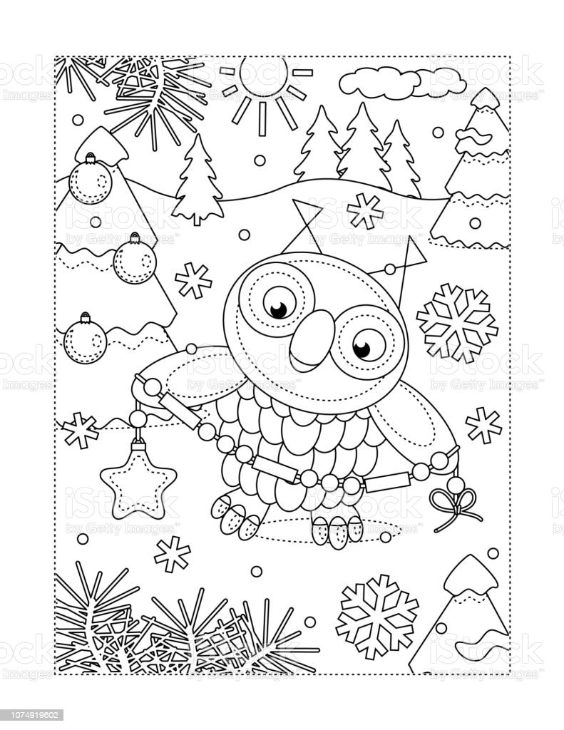 Decorating Christmas Tree S For Kids Christmas Printable259c ... | 1024x791