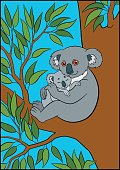 coloring page_koala02_