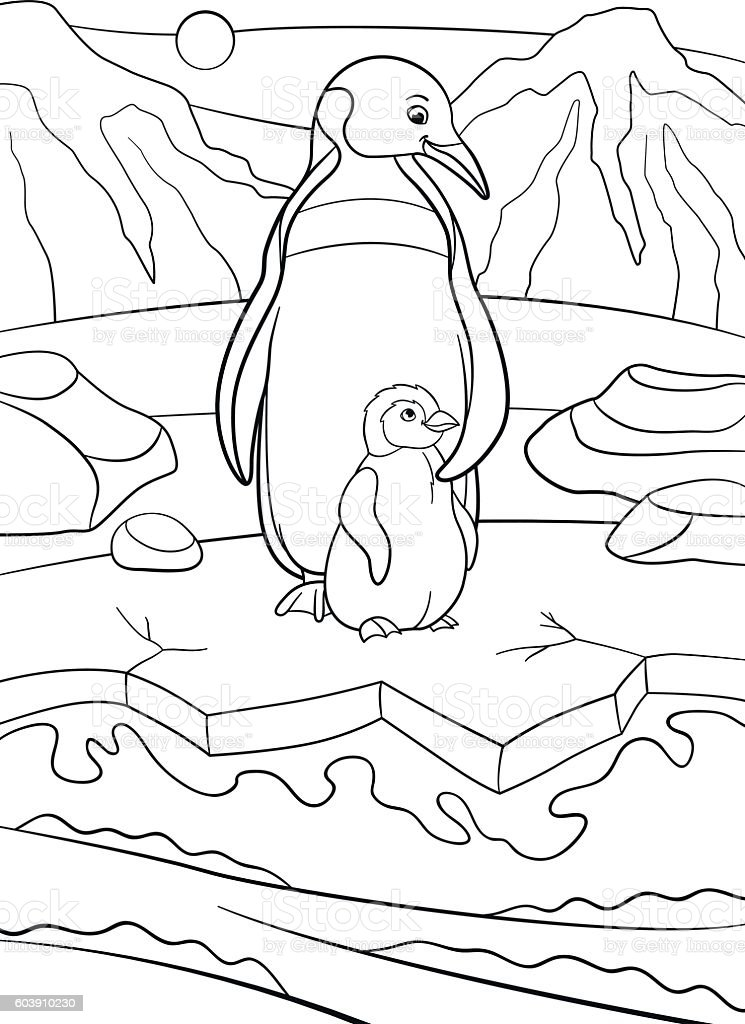 Printable Arctic Animal Coloring Pages - ColoringBay | 1024x745