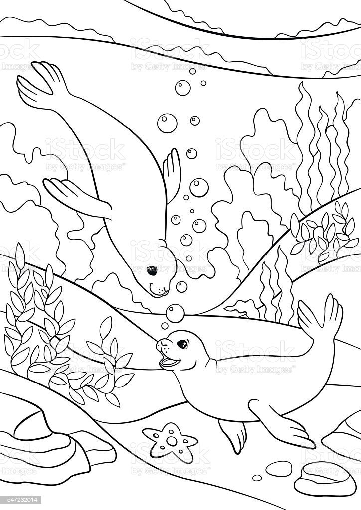 Swimming Coloring Page   Printable coloring pages   1024x724