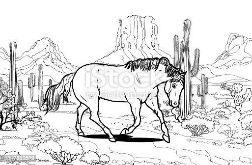 istock coloringbook209(quoterHorse)_isol1.eps 1317882529