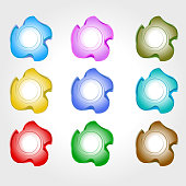 colors button for design