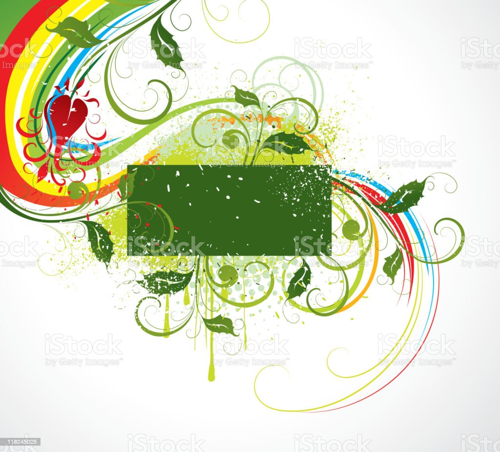 Colour Composition Stock Vector Art & More Images of Abstract ...