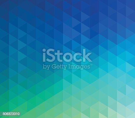 istock Colourful Geometric Background 506323310