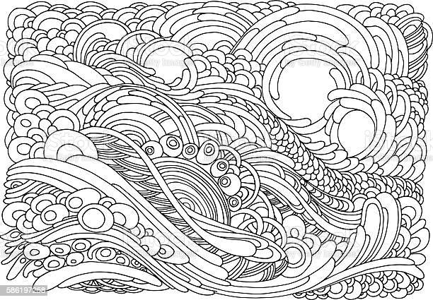 Coloring pages of random designs ~ Pattern,floral,coloring page,random,design - free photo ...