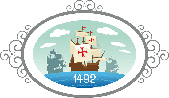 Columbus discovery