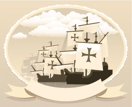 Columbus' fleet