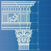Column blueprint