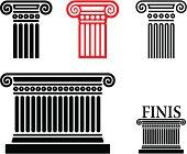 column elements