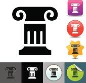Column icon | solicosi series