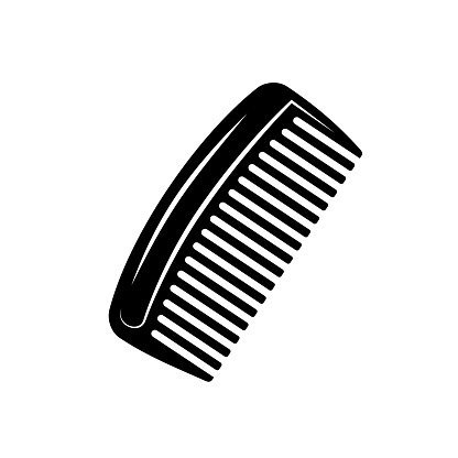 comb for a beard