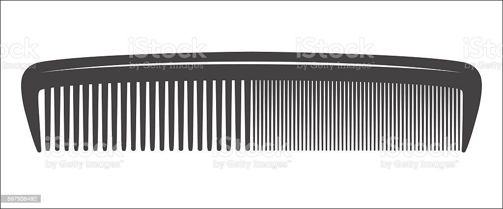 Comb vintage obgect ilustração de comb vintage obgect e mais banco de imagens de acessório royalty-free