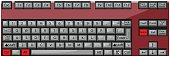Combination button keyboard ctrl alt delete