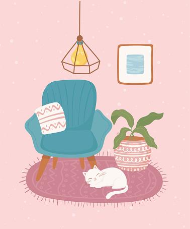 comfy home decoration