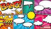 istock Comic Book Background 1214797105