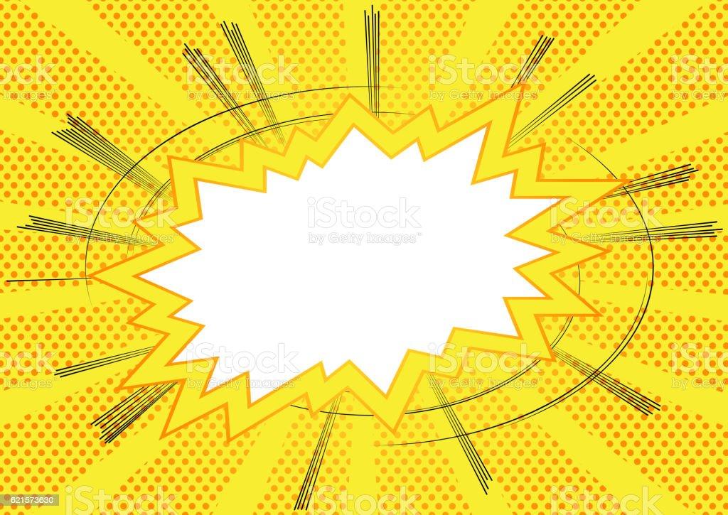 Comic book style background. comic book style background – cliparts vectoriels et plus d'images de bombe libre de droits