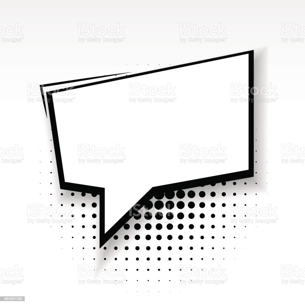 Comic empty paper square babble soft shadow stock vector art comic empty paper square babble soft shadow royalty free comic empty paper square babble soft buycottarizona Gallery