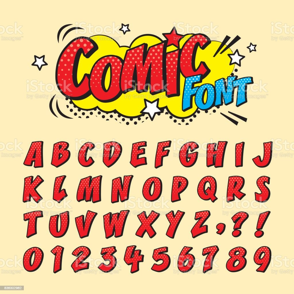 comic font_red