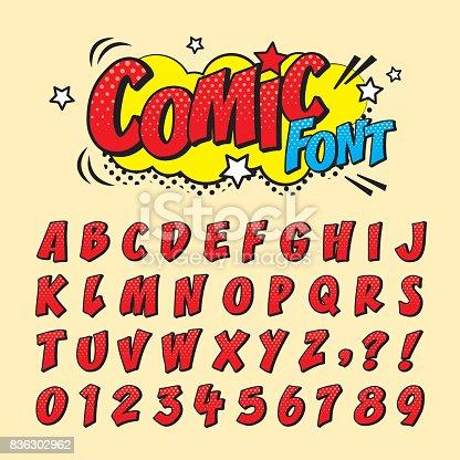 comic font_red