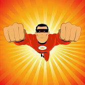Comic Super Hero - Male