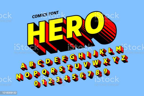 Comics style font design vector id1018359132?b=1&k=6&m=1018359132&s=612x612&h=sp0g0hf3exhw9zy1ce q lllpz2etuvv ww 8mtkjvg=