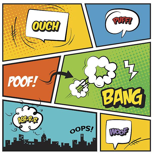 マンガ - 漫画の風景点のイラスト素材/クリップアート素材/マンガ素材/アイコン素材