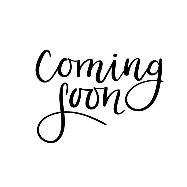 Best Coming Soon Illustrations Royalty Free Vector