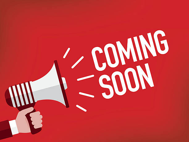 Best Coming Soon Sign Illustrations Royalty Free Vector
