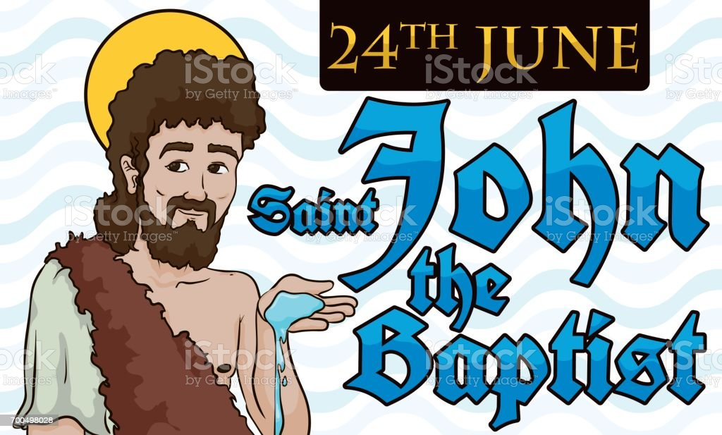 Commemorative Design for Saint John's Eve in June 24